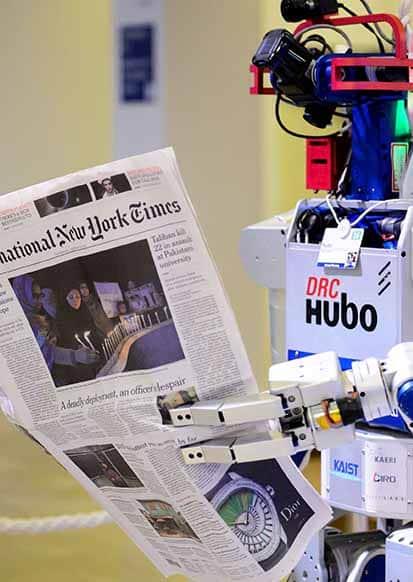 رسانههای کاغذی و هوش مصنوعی