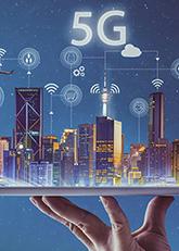 انقلاب صنعتی چهارم بر بال اینترنت نسل پنجم