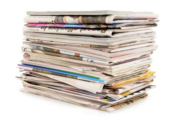 عناوین مطبوعات روز