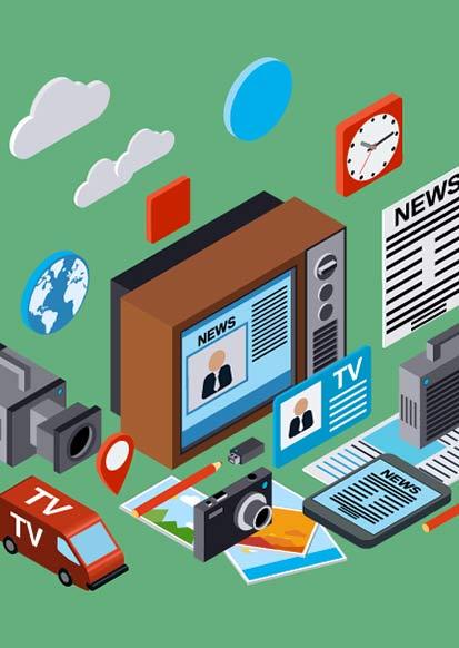 20 رسانه خبری و پرمخاطب جهان